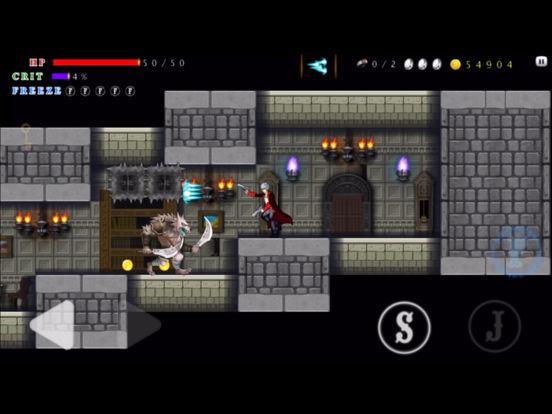 Dead by Death: Metroidvania Dungeon Platformer