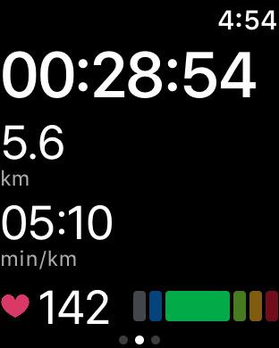 Runtastic GPS ランニング&ウォーキング距離測定記録アプリ Screenshot