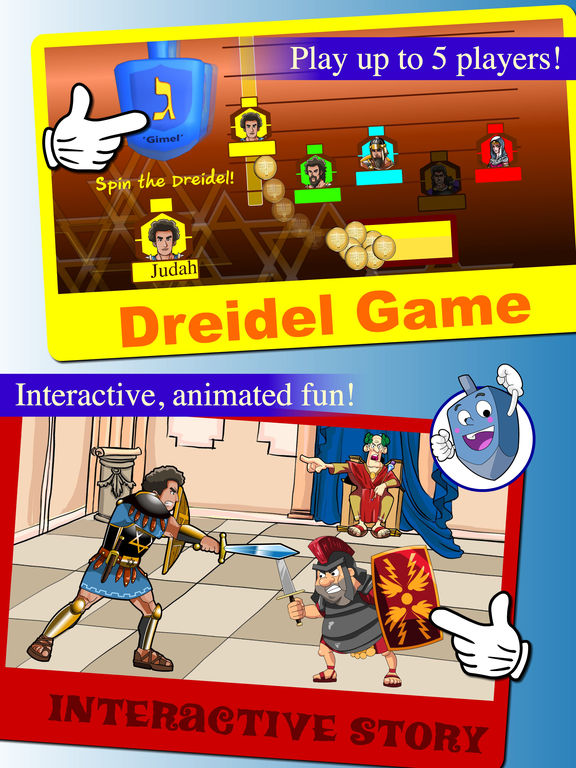 dreidel how to play the game