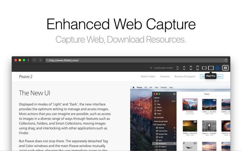 Pixave Screenshot