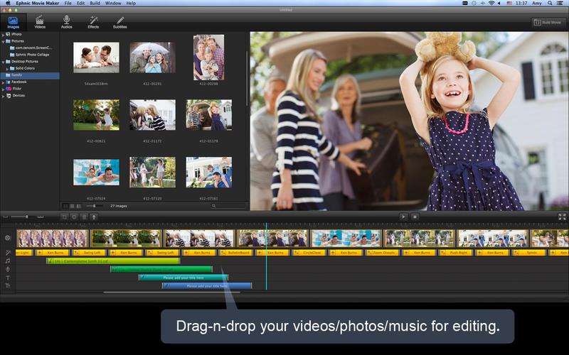 2016年9月30日Macアプリセール ムービーメーカーアプリ「Movie Maker」が値下げ!