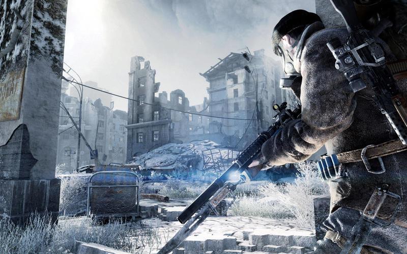 2015年11月29日Macアプリセール シューティングアクションゲーム「Metro 2033 Redux」が値下げ!