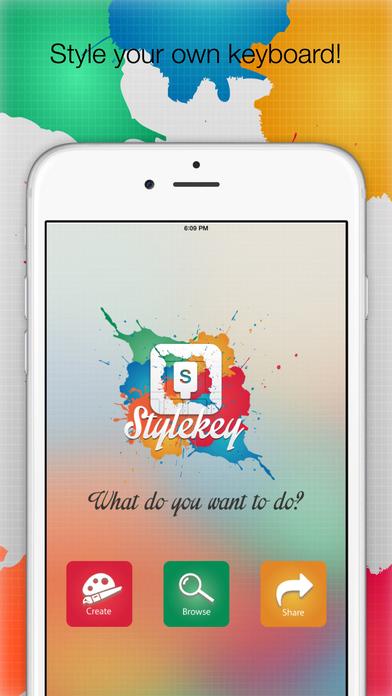 2016年9月29日iPhone/iPadアプリセール カスタム・キーボードアプリ「Stylekey」が無料!