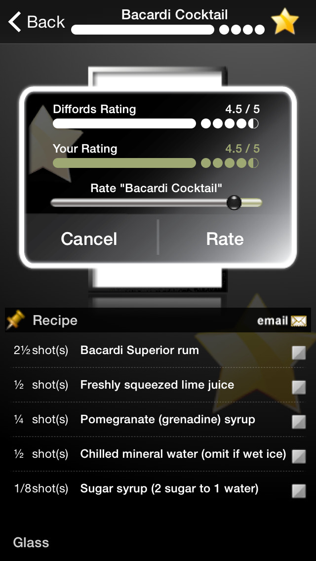 Cocktails Made Easy screenshot1