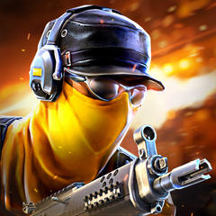 Bullet Rush - The Multiplayer FPS