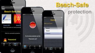 2015年6月24日iPhone/iPadアプリセール 盗難防止アプリ「Beach Safe」が無料!