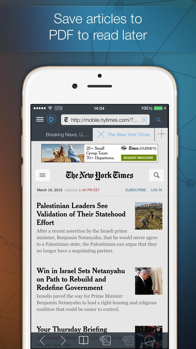 2015年6月5日iPhone/iPadアプリセール WEBページ保存ツール「WEB To PDF」が無料!