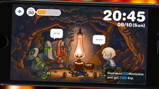 dreeps: アラームプレイングゲーム Screenshot