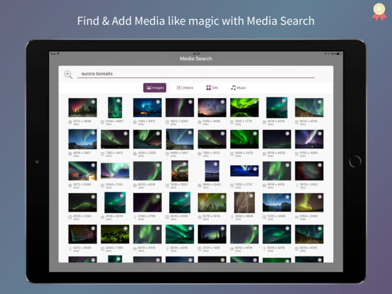 Blogo - Simple, powerful blog editor app Screenshot