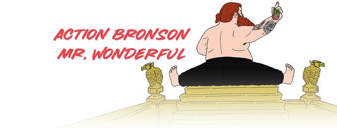 Action Bronson - Mr. Wondeful