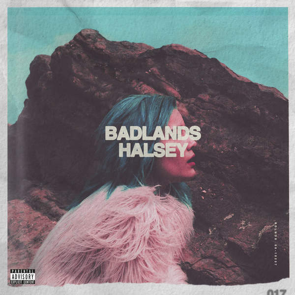 Halsey - BADLANDS (Deluxe) [iTunes Plus AAC M4A] (2015)