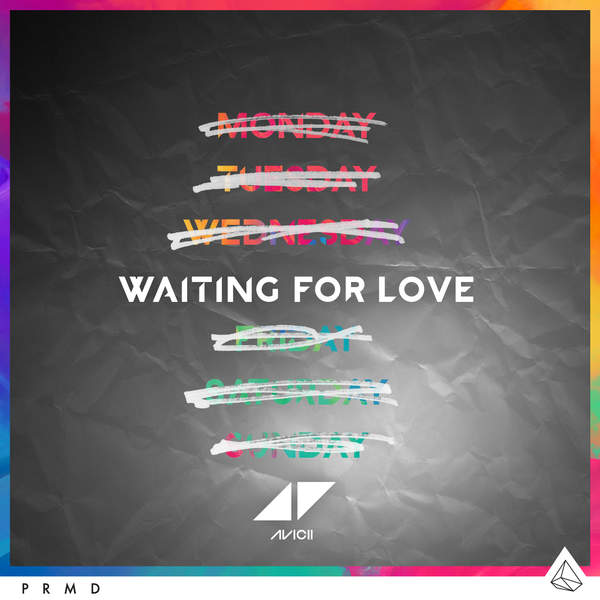 Avicii – Waiting for Love – Single (2015) [iTunes Plus AAC M4A]
