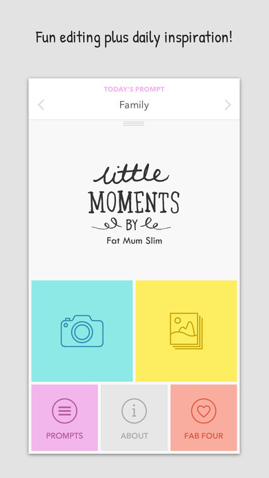 Little Moments™ by Fat Mum Slim Screenshots