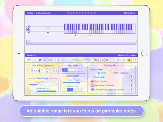 Piano Notes Pro - Sight Reading Tutor Screenshots