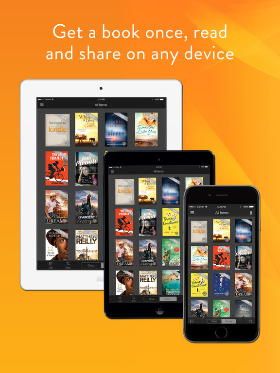 Kindle – Read eBooks, Magazines & Textbooks Screenshots