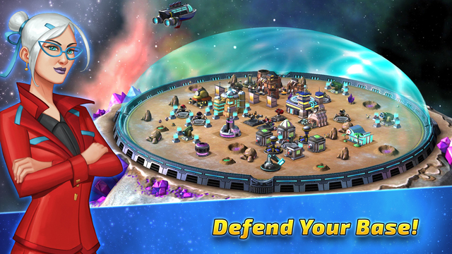 Space Miner Wars iPhone iPad
