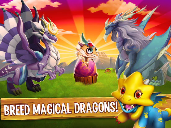 Dragon City Mobile Screenshots