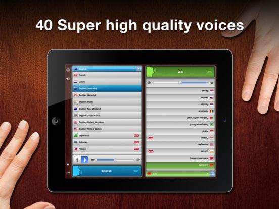 TableTop Translator Screenshots
