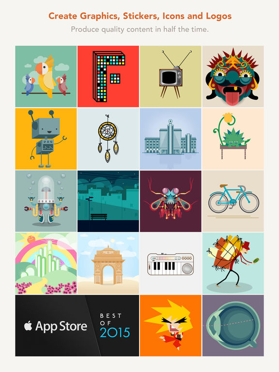 Assembly - Design graphics, stickers and logos Screenshots