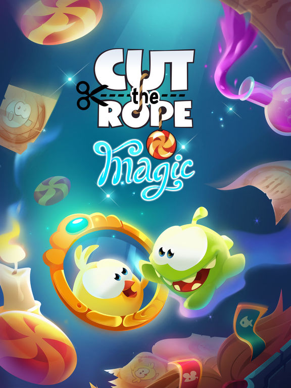Cut the Rope: Magic Screenshots