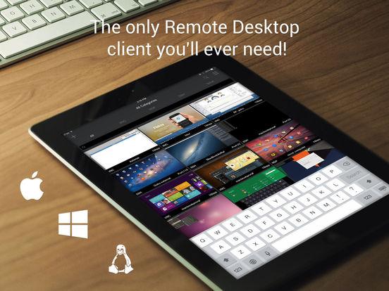 Remoter VNC - Remote Desktop Screenshots