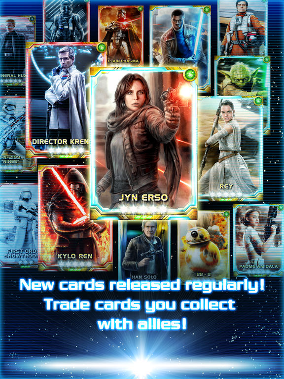 STAR WARS™: FORCE COLLECTION Screenshots
