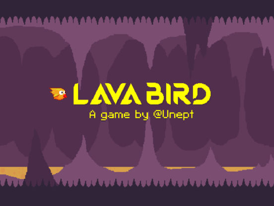 Lava Bird Screenshots
