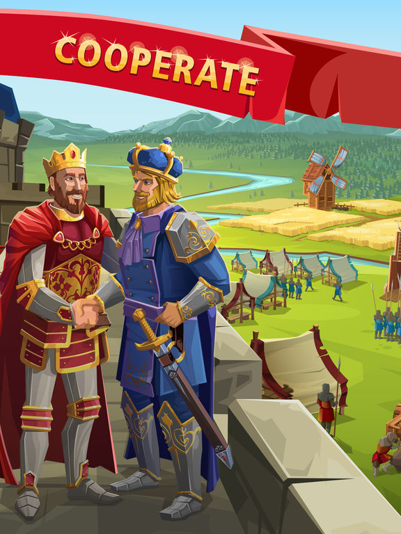 Empire: Four Kingdoms Screenshots