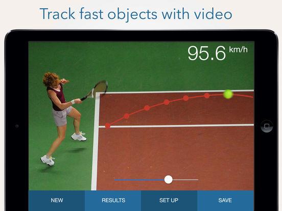 SpeedClock - Video Radar Screenshots
