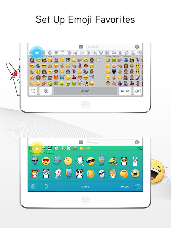 Emoji ;) Screenshots