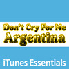 Don't Cry For Me, Argentina
