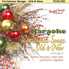 Karaoke - Christmas Songs Old & New (CDG 6052), Pocket Songs Karaoke