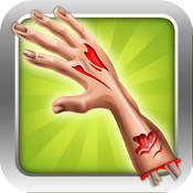 iAmZombie: Ad Free - The undead photo app for iPhone icon