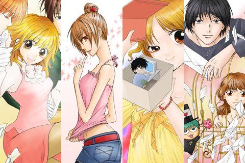 @POUCH Free Manga Vol.1 free app screenshot 1
