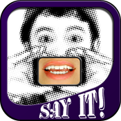 Say It! - Digital Lips - Bar Edition icon