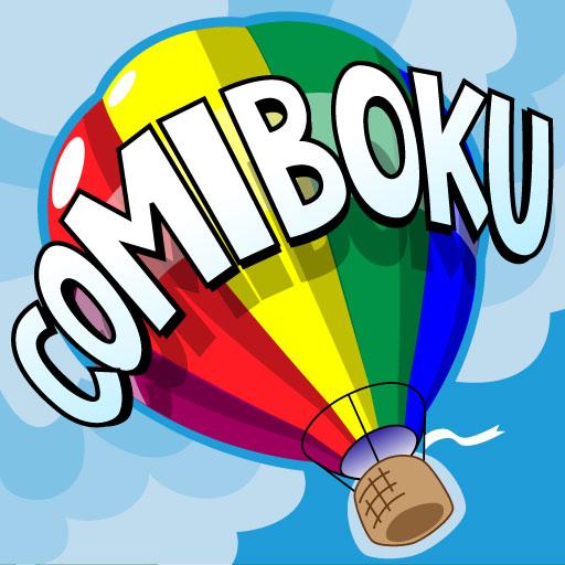 free ComiBoku Comic Book viewer iphone app