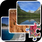 National Parks Puzzle HD icon