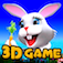 Bucks Bunny ( A 3D Cartoon Easter Rabbit Game For Kids )