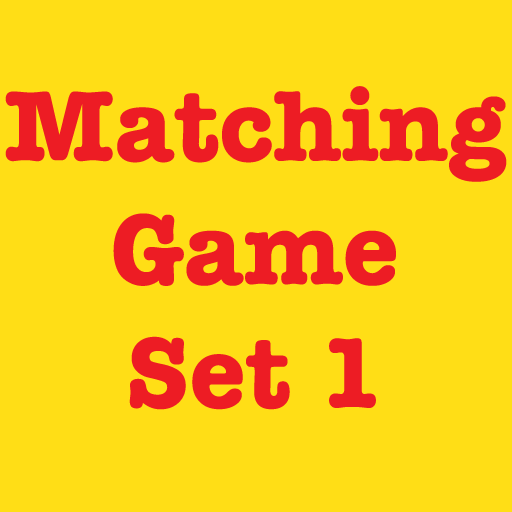 Matching Game Set 1