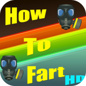 How To Fart HD icon