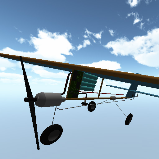 Controls RC Airplane FREE