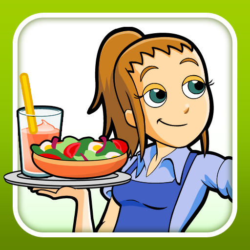 Diner Dash: Grilling Green