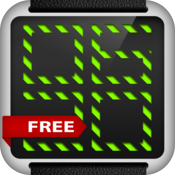 aClock Illusion Lite icon