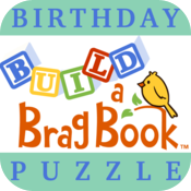 Build A Birthday Brag Book for iPad icon