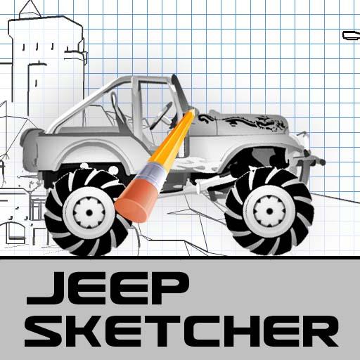 Jeep Sketcher FREE