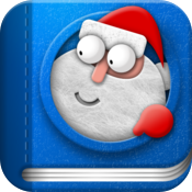 The Night Before Christmas for iPhone presented by One Hundred Robots icon