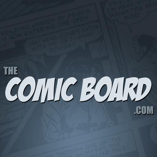free The Comic Board iphone app