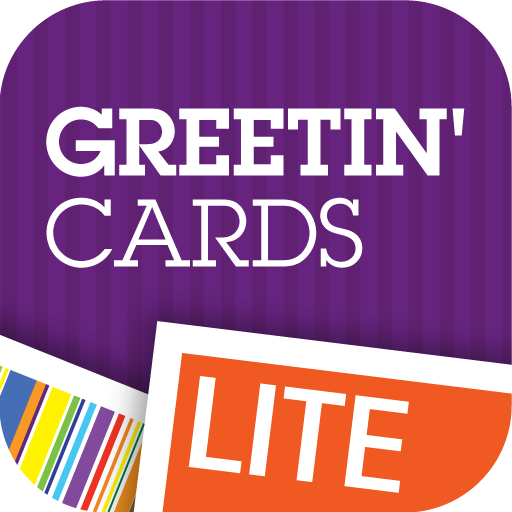 free Greetin'Cards Lite iphone app