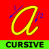 ABC Cursive Big Trace HD