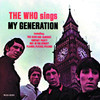 The Who Sings My Generation, The Who